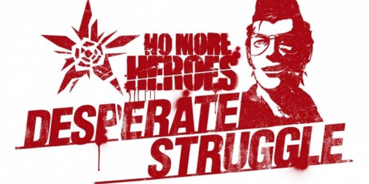No More Heroes 2: Desperate Struggle se podrá jugar en PAX 09