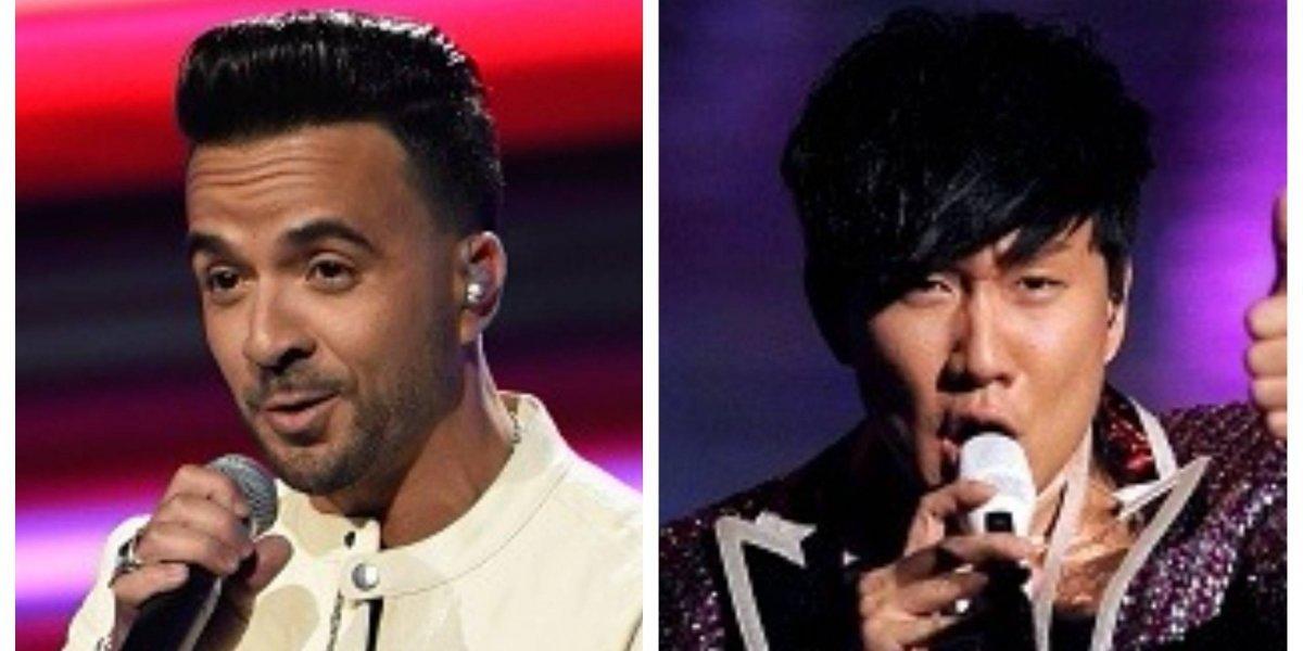 """¡Así suena Luis Fonsi cantando la versión de """"Despacito"""" en mandarín junto a JJ Lin!"""