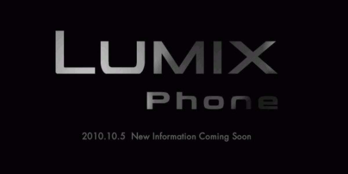 Lumix Phone de Panasonic será presentado el 5 de octubre