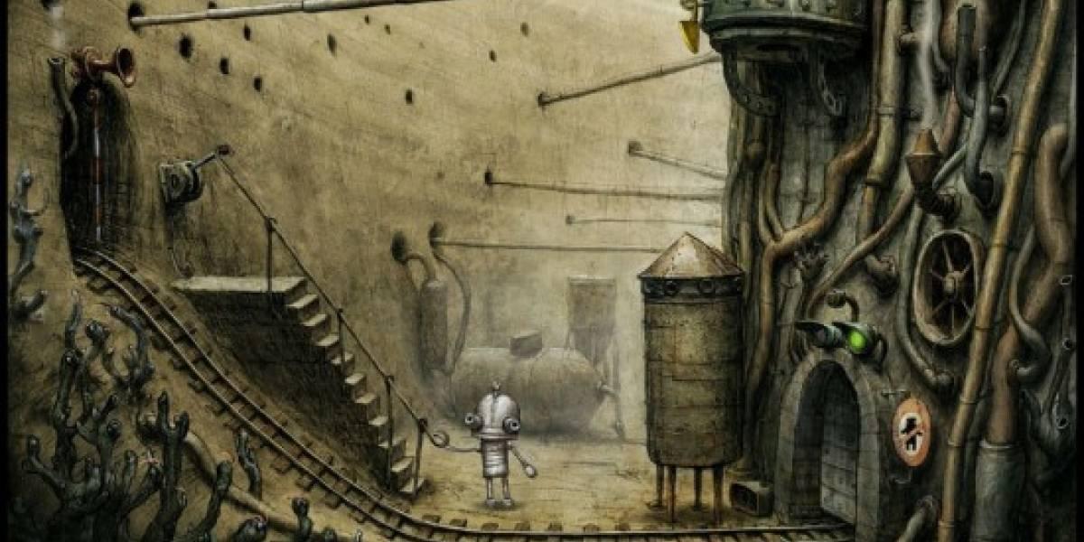 Machinarium tendrá su versión para Wii