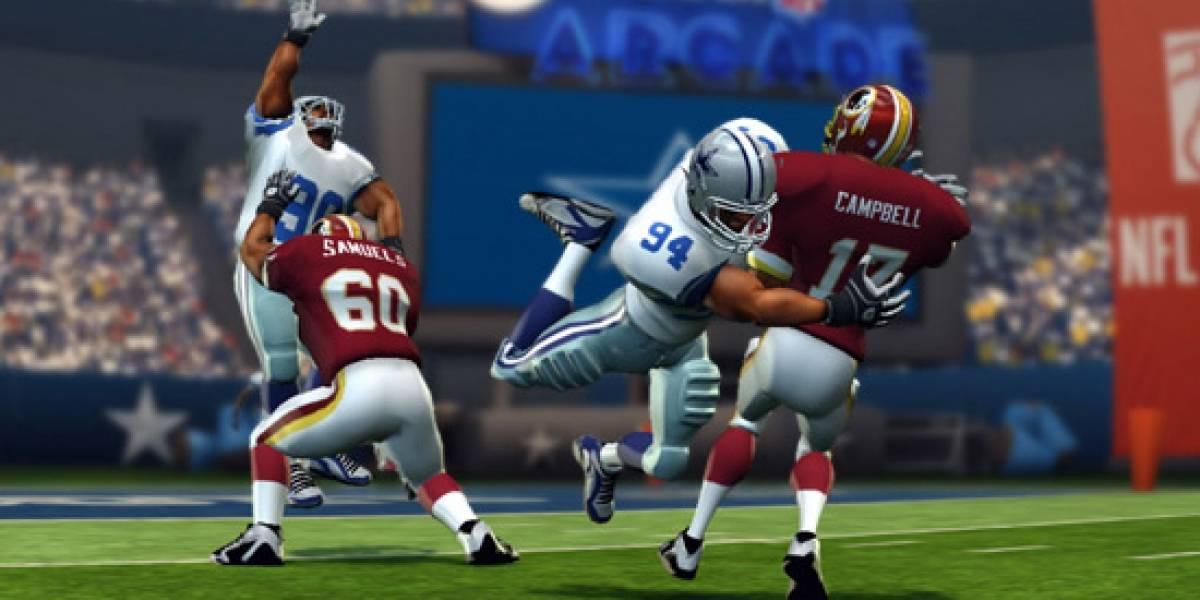 Madden NFL Arcade llegará a XBLA y PSN