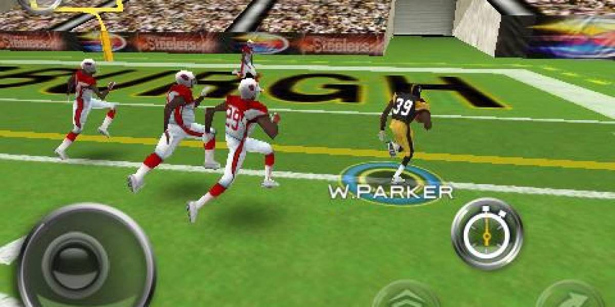 Llega Madden NFL 10 al iPhone y iPod touch