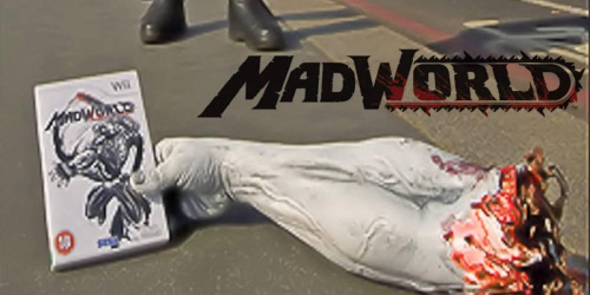 Madworld pudo haber ofendido a la gente