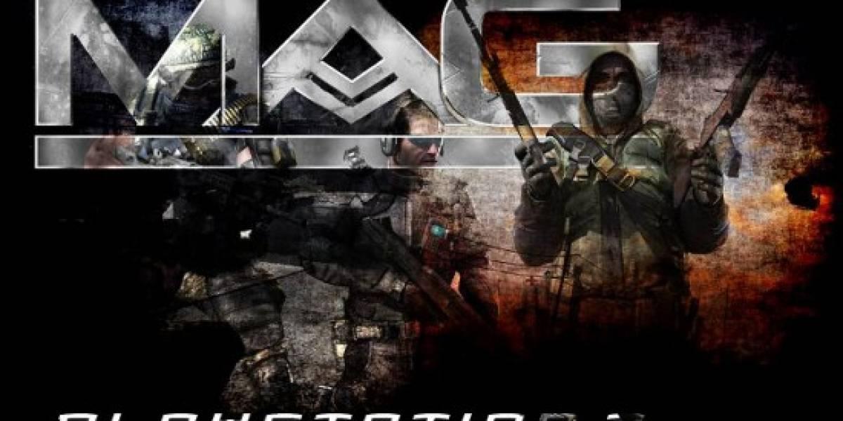 DLC gratis para MAG disponible desde el 29 de abril