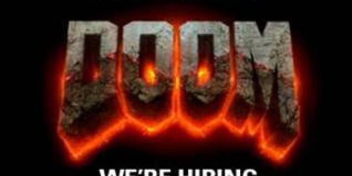 ID recluta gente para un nuevo Doom