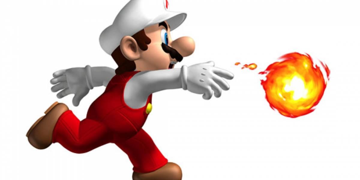 Reggie asegura que New Super Mario Bros venderá más que MW2 en una sola plataforma