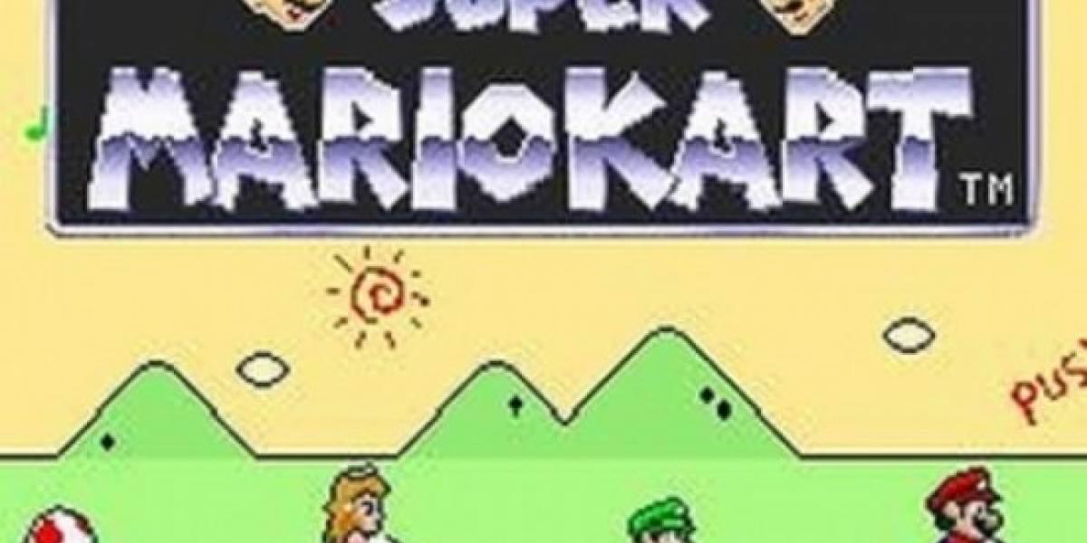 La mejor música de la serie Mario Kart