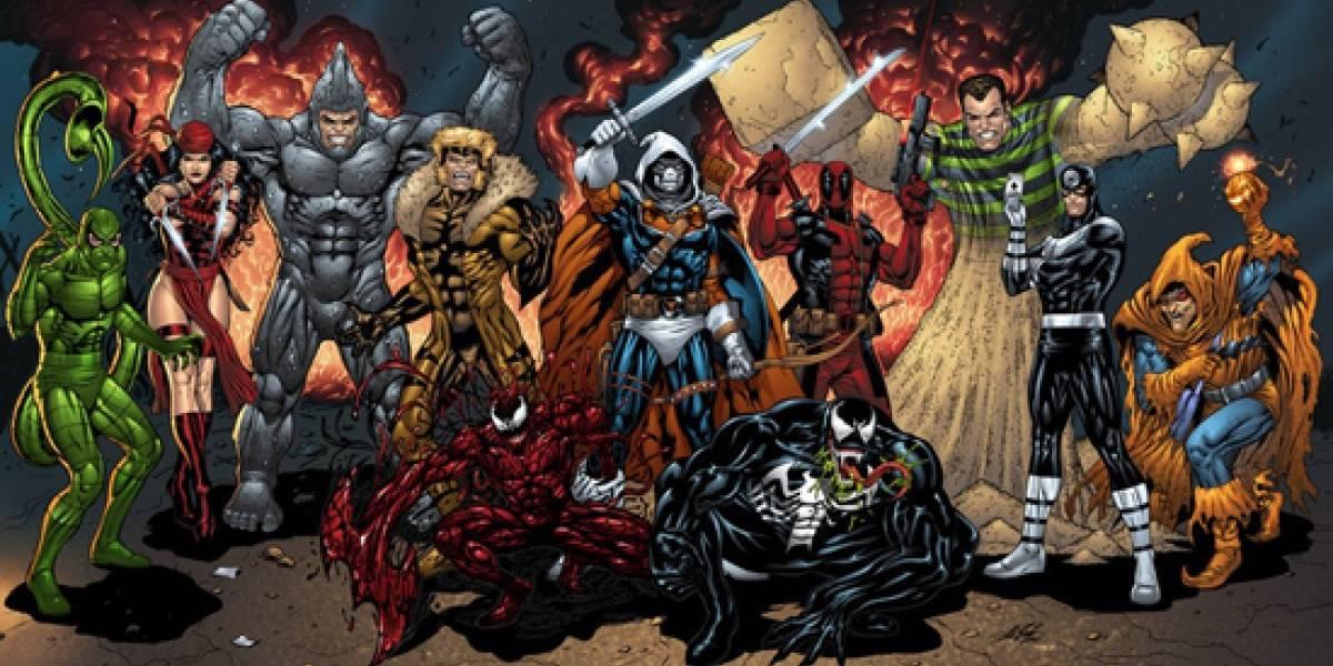 Miles de comics de Marvel llegarán a la PSP [gamescom 09]