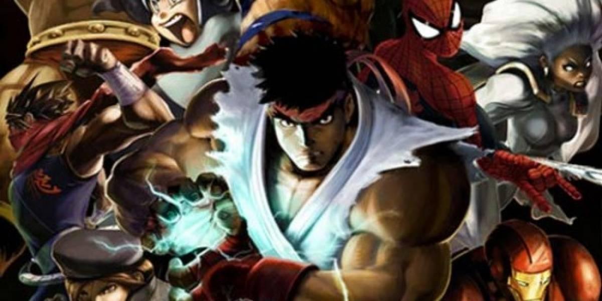 Futurología: Marvel vs. Capcom 3 se encuentra en camino a Xbox 360 y PS3