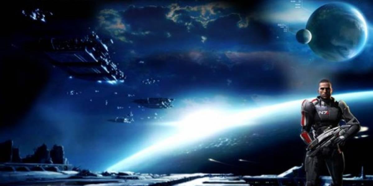 Mass Effect es el Star Wars de esta generación según Bleszinski