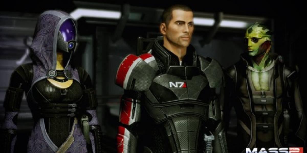 Futurología: Mass Effect tendrá componente multijugador en línea