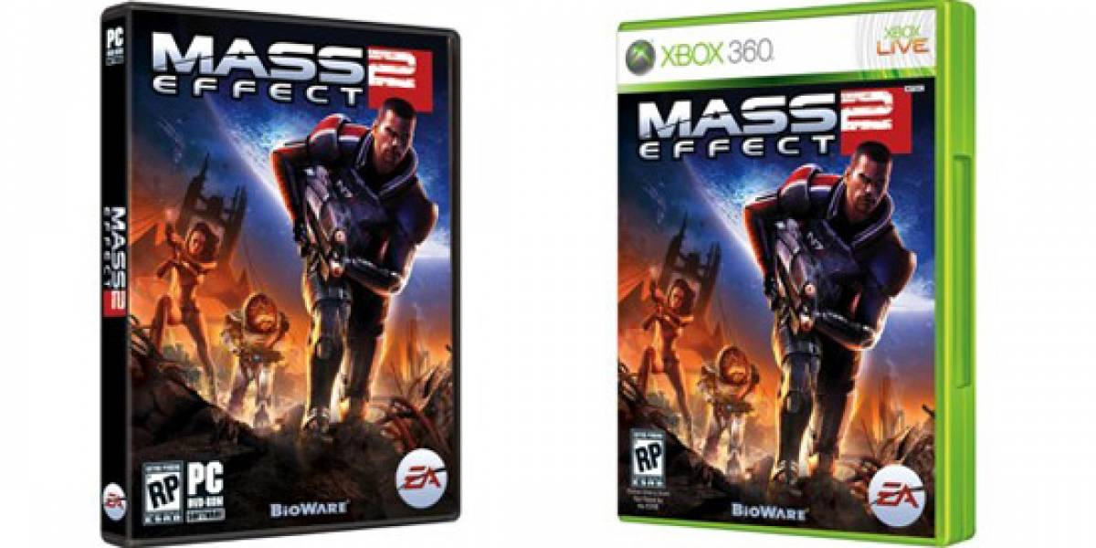 Mass Effect 2 disponible a partir del 26 de Enero