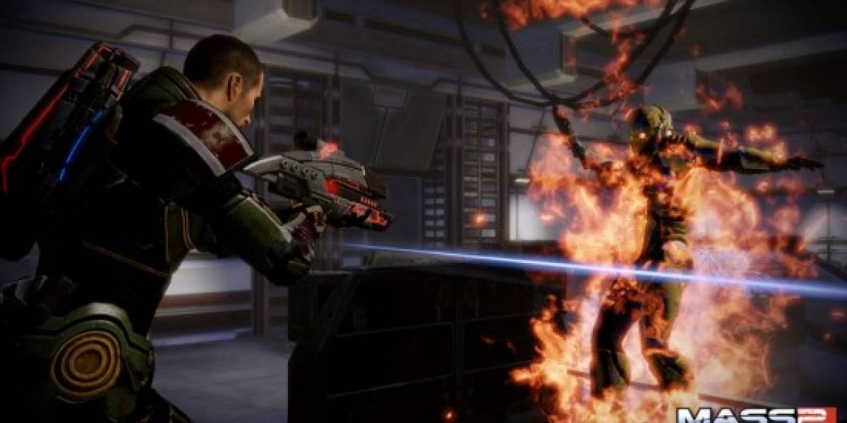 Electronic Arts anuncia Mass Effect 2 para PS3 [gamescom 2010]