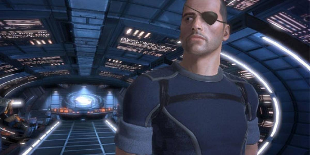 Para colmo, Mass Effect 2 se ha filtrado