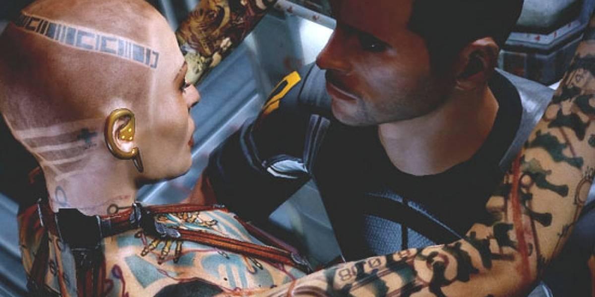 BioWare defiende la ausencia de sexo duro en Mass Effect 2
