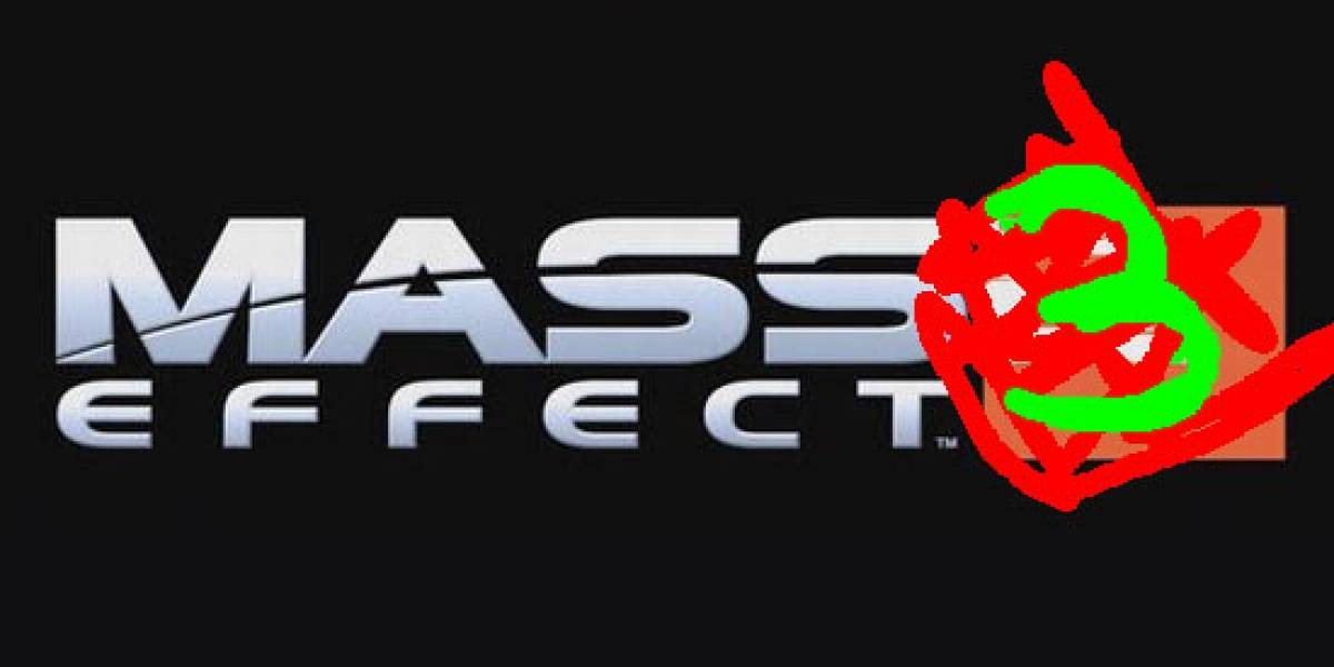 Mass Effect 3 para finales del 2011 (sí, lo leyeron bien)