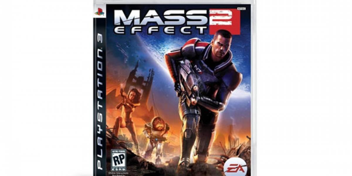 Futurología: Mass Effect 2 para PS3 este año, versión de PC es evidencia
