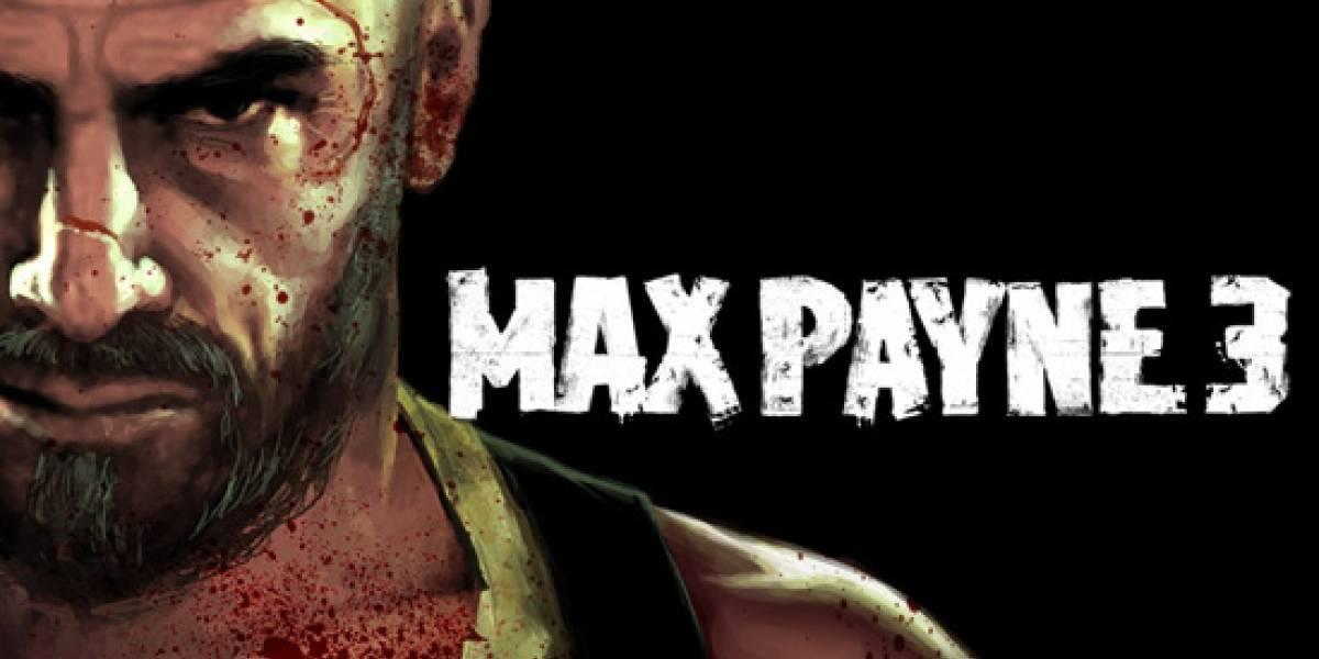 Max Payne 3 se vuelve a retrasar