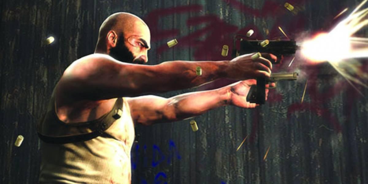 Max Payne 3 saldrá hasta finales del 2010