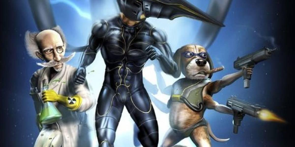 MDK 2 vuelve como remake para PC y Wii