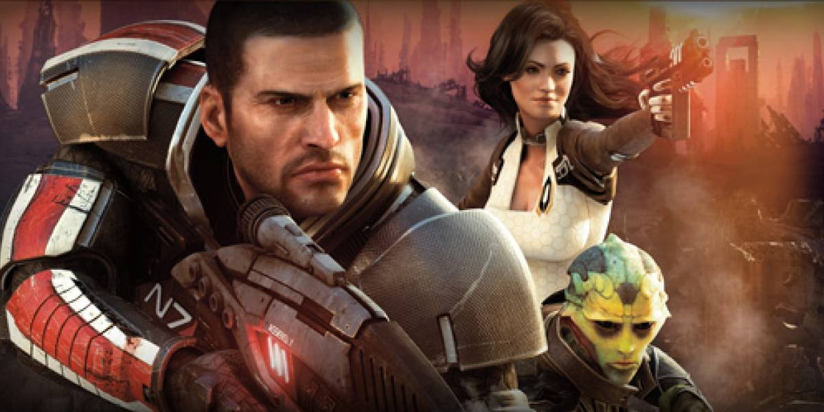 La sucedido entre Mass Effect 2 y ME3 se contará a través de DLC
