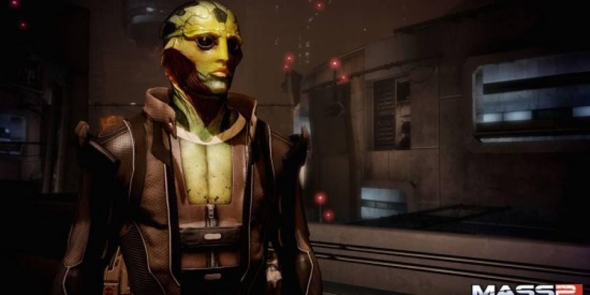 Nuevas imágenes de Mass Effect 2