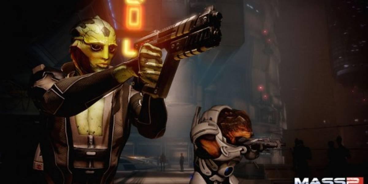 BioWare explica los beneficios de importar personajes en Mass Effect 2