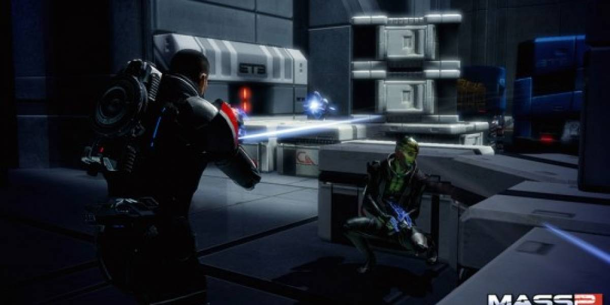 BioWare retrasa Mass Effect 2 para PC