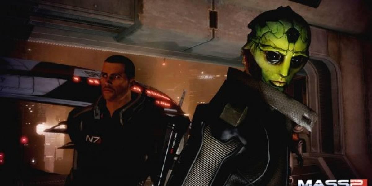 Corrección, habrá Mass Effect durante un buen rato