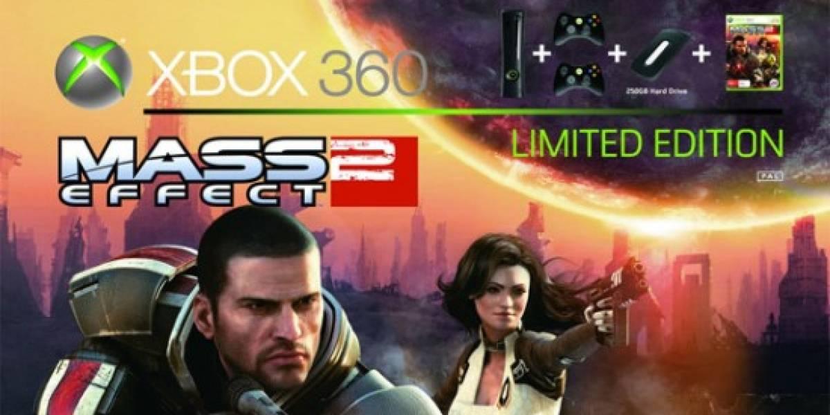 Mass Effect 2 tendrá paquete especial con Xbox 360... pero sólo en Australia