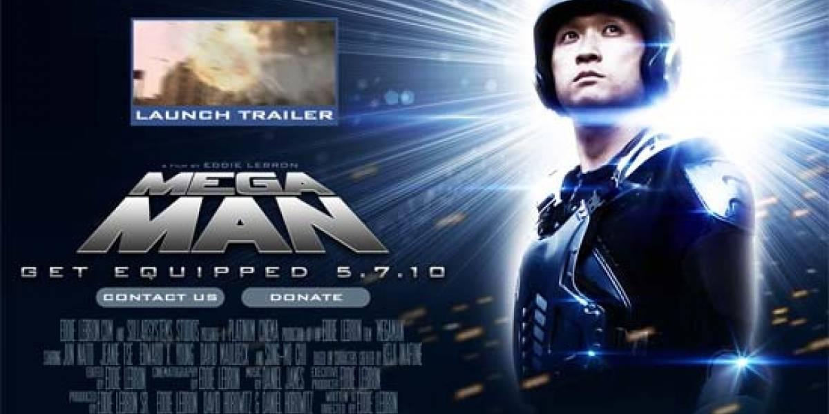 La película de Mega Man ya está completa y en línea