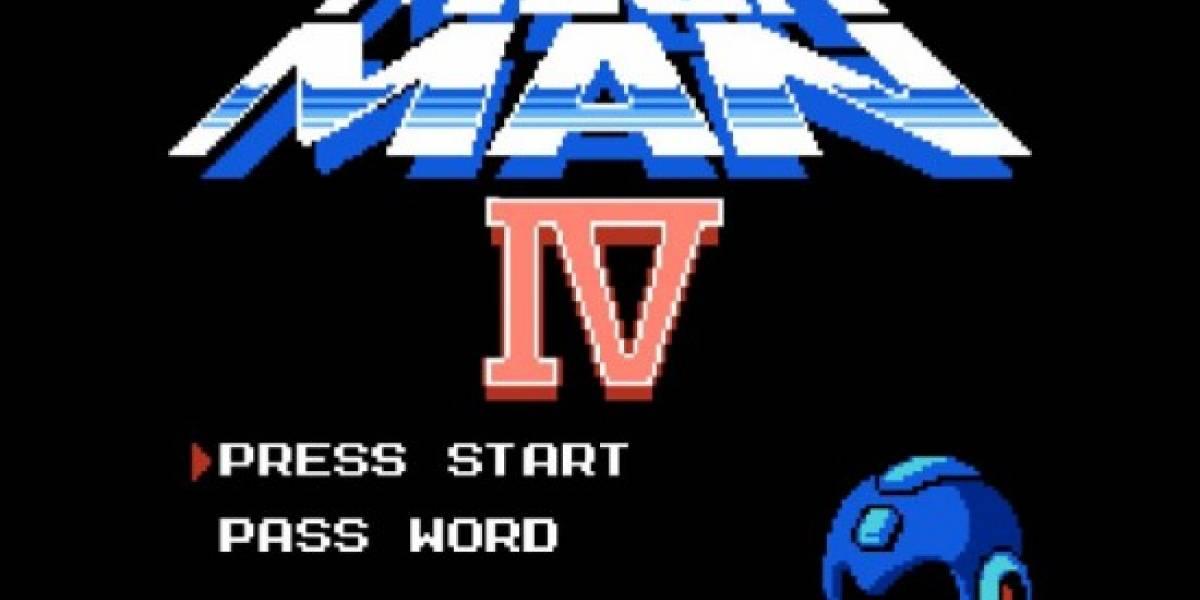 Hoy Mega Man 4 en la Virtual Console en América