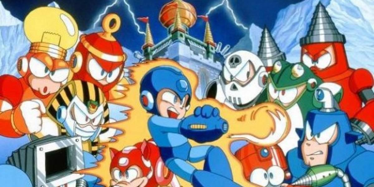 Mega Man 4 y más para Wiiware y la Consola Virtual Europea