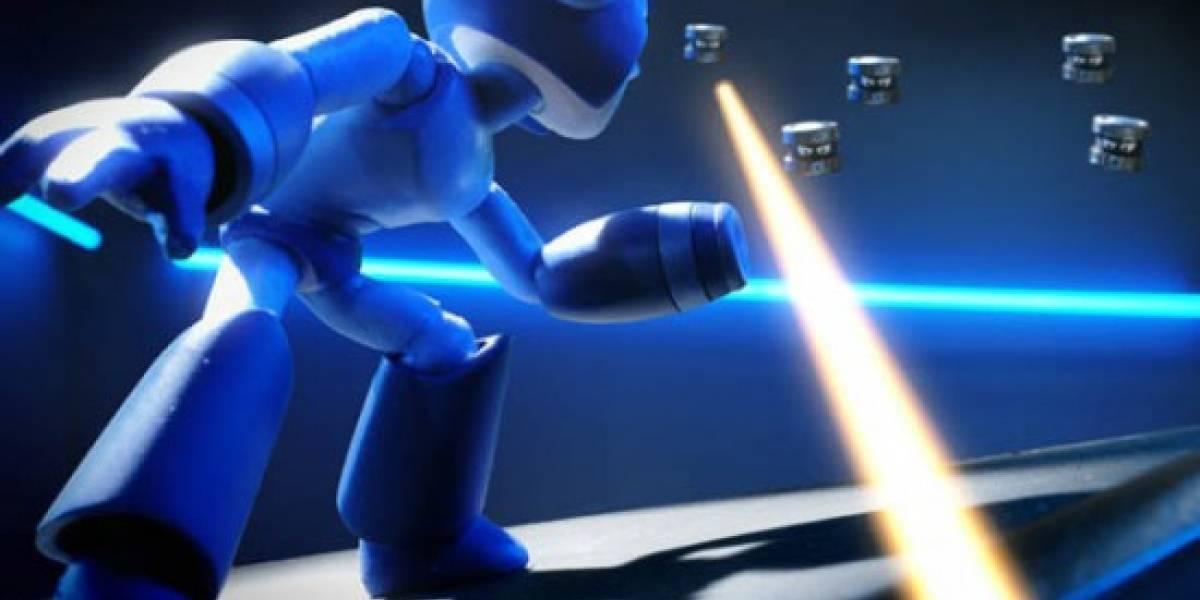 Nuevo trailer con jugabilidad de Mega Man Universe