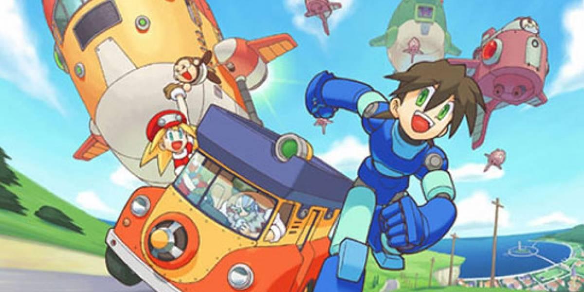 Futurología: Capcom podría estar trabajando en Mega Man Legends 3 [Comic-Con 10]