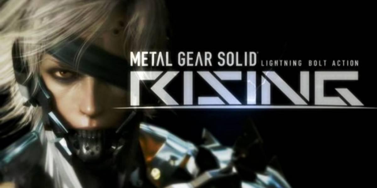 Más detalles de Metal Gear Solid Rising