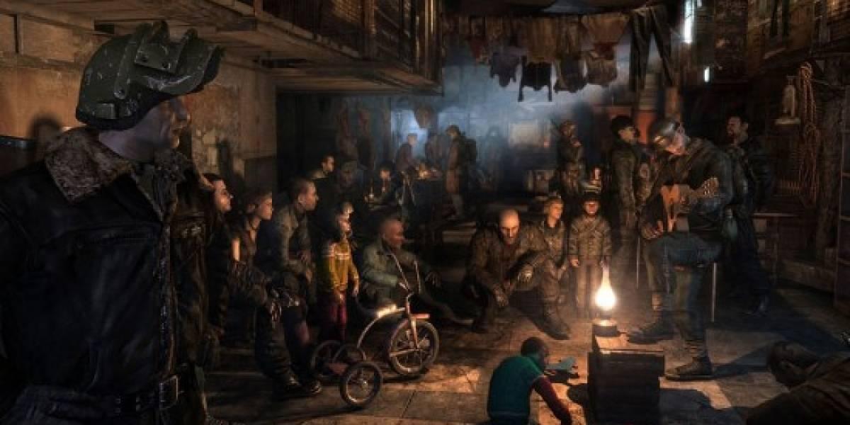 THQ anuncia Metro 2033 para PC y Xbox 360
