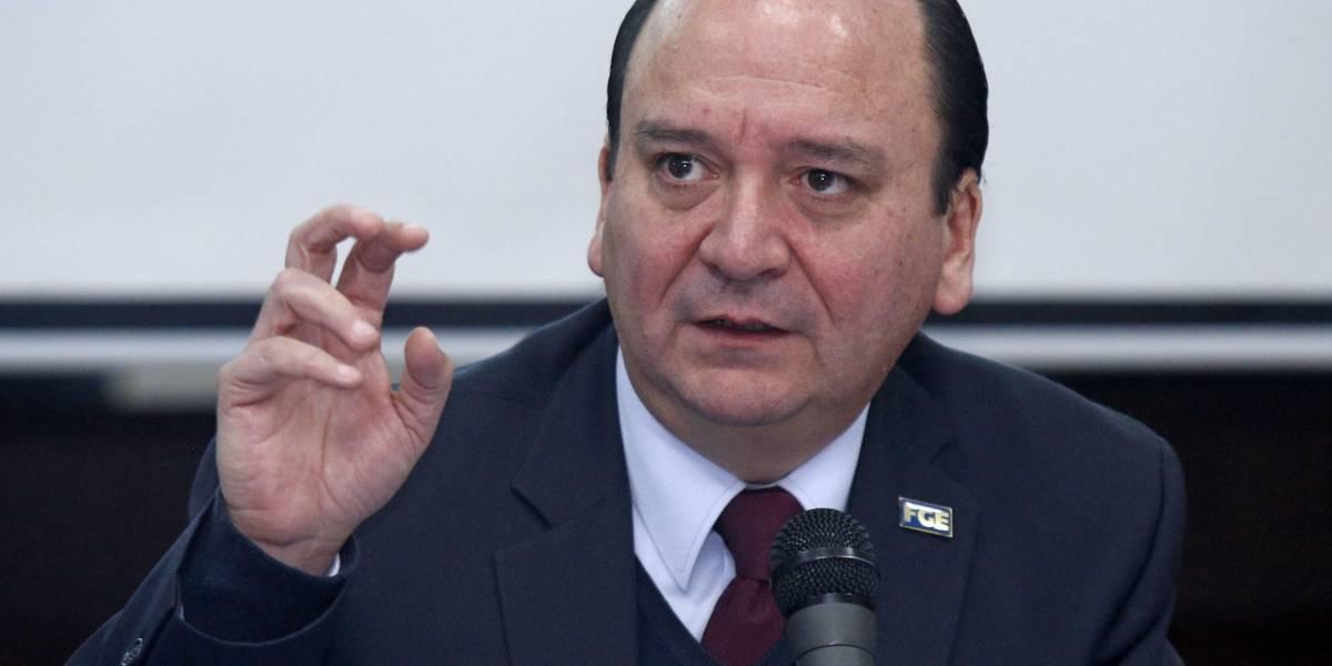 Fiscal Carlos Baca denuncia suplantación de identidad