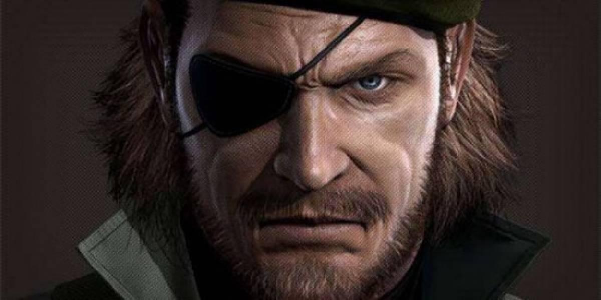 Las influencias de Metal Gear Solid: Peace Walker, según Kojima