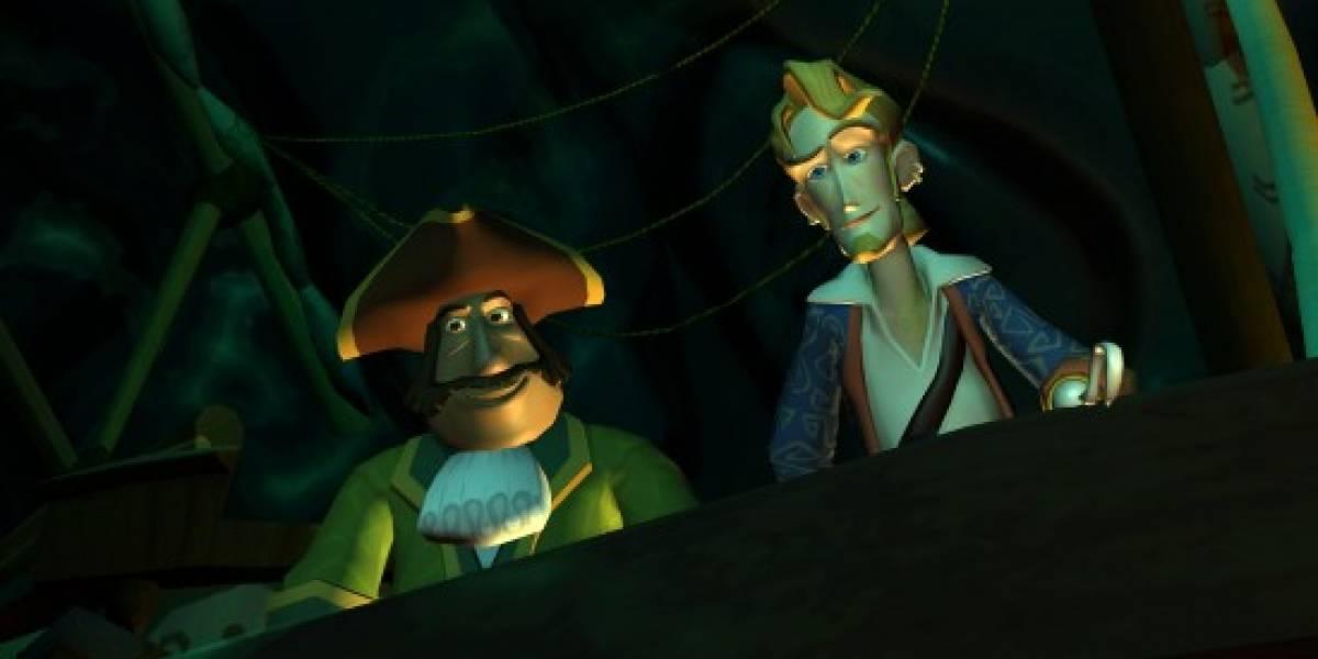 Celebra el Día Internacional de Hablar como Pirata con Monkey Island
