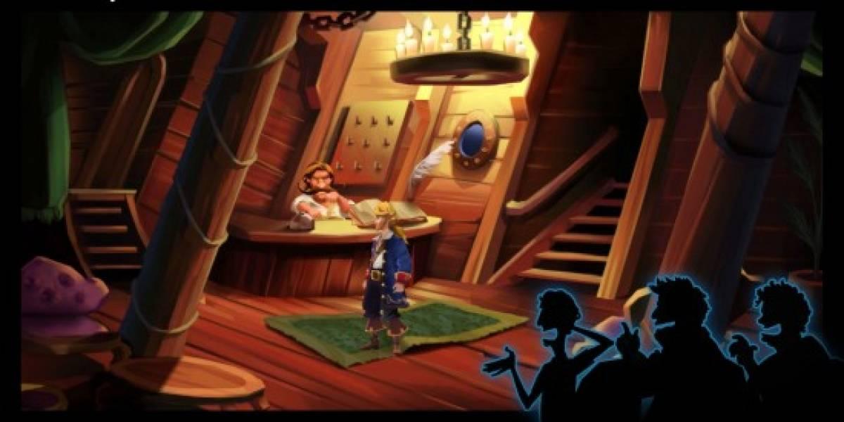 Monkey Island 2 SE incluirá audio comentario de los creadores originales