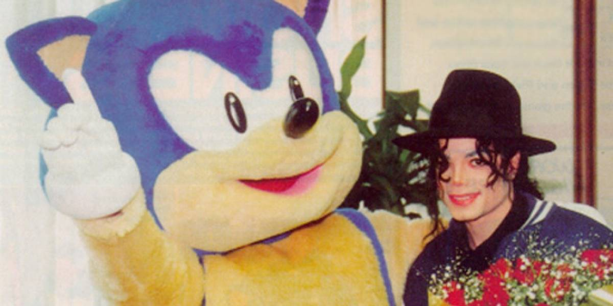 Michael Jackson SI estuvo involucrado en la banda sonora de Sonic 3