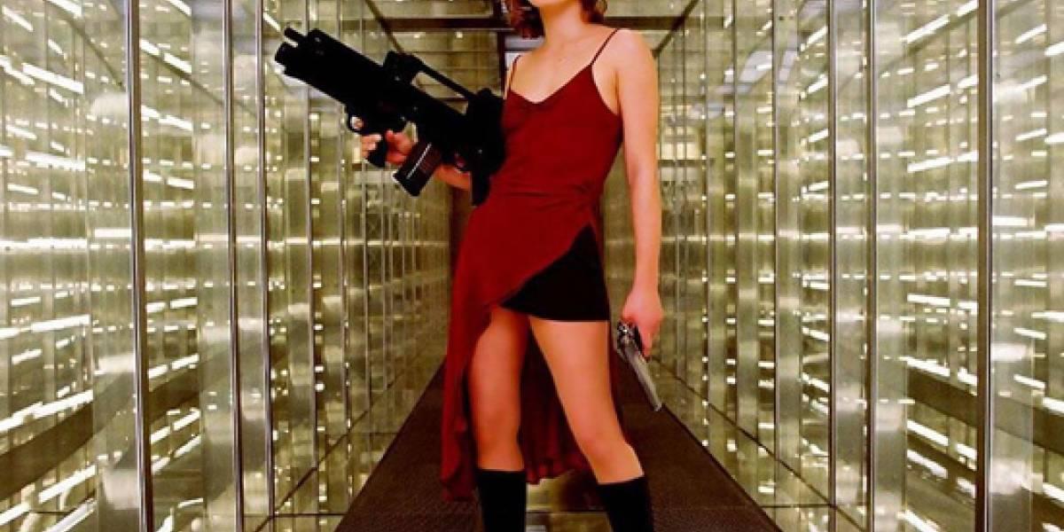 La nueva película de Resident Evil se filmará en 3D [Comic-Con 09]