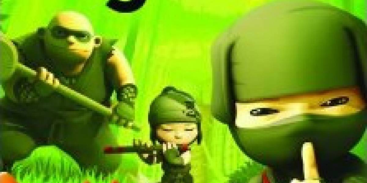 Demo de Mini Ninjas ya disponible [gamescom 09]