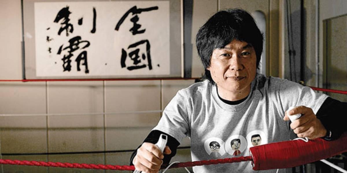 Miyamoto dice que a Nintendo no le interesa la distribución digital