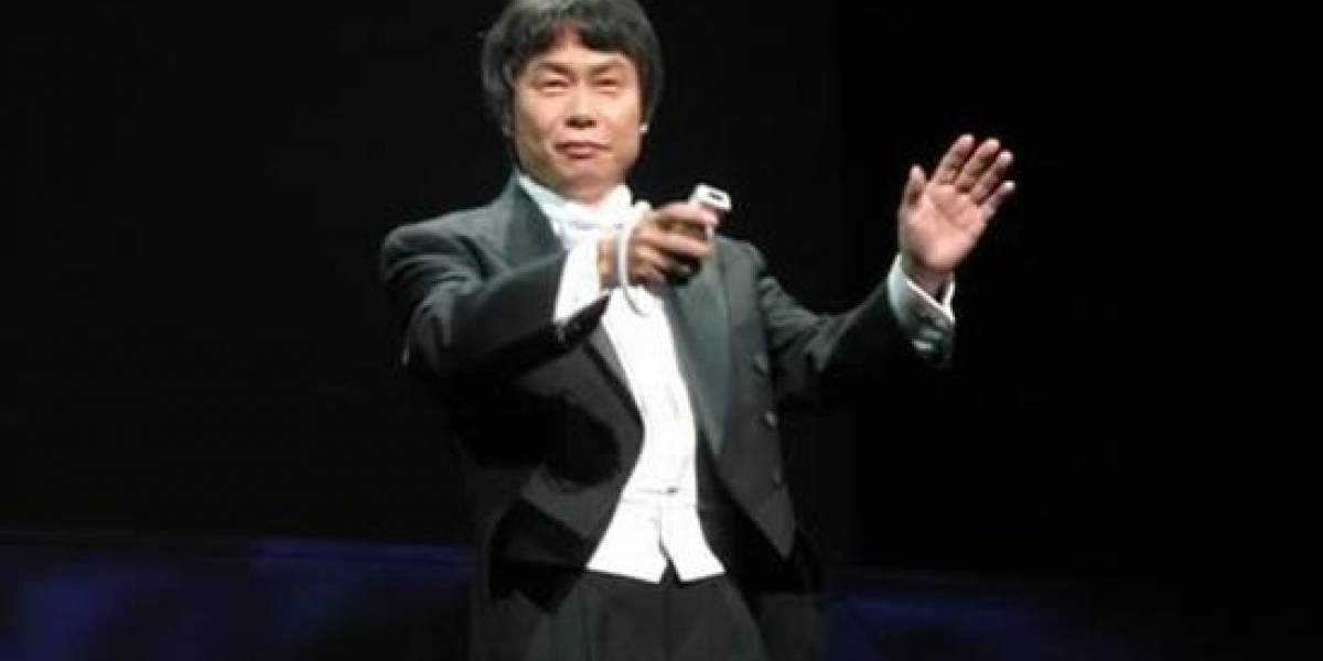 Miyamoto cree que Nintendo podría cobrar por el juego en línea