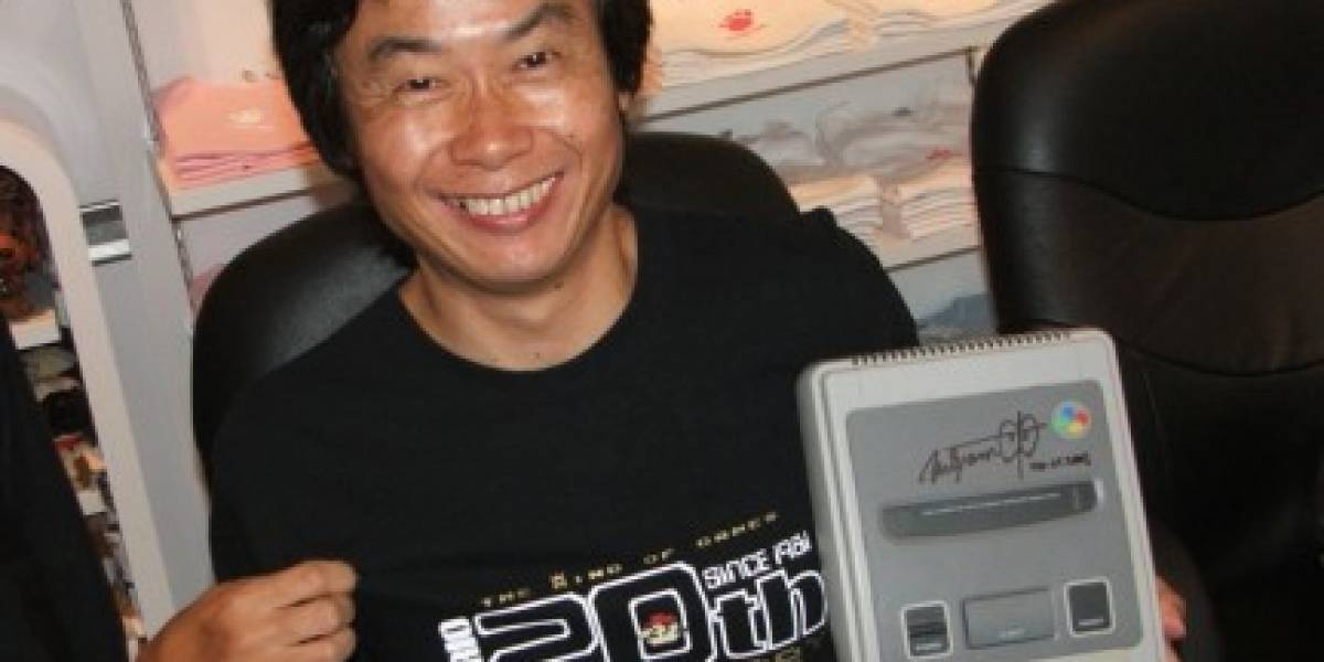 Nintendo lleva 20 años investigando las 3D [E3 2010]