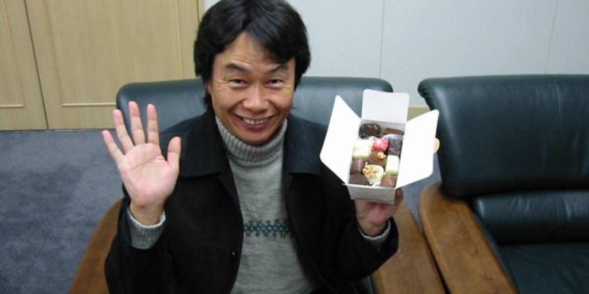 Miyamoto habla acerca de la próxima consola de Nintendo