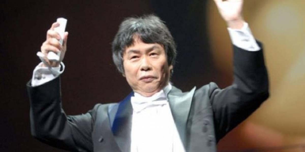 Miyamoto está trabajando en un nuevo juego con Wii MotionPlus