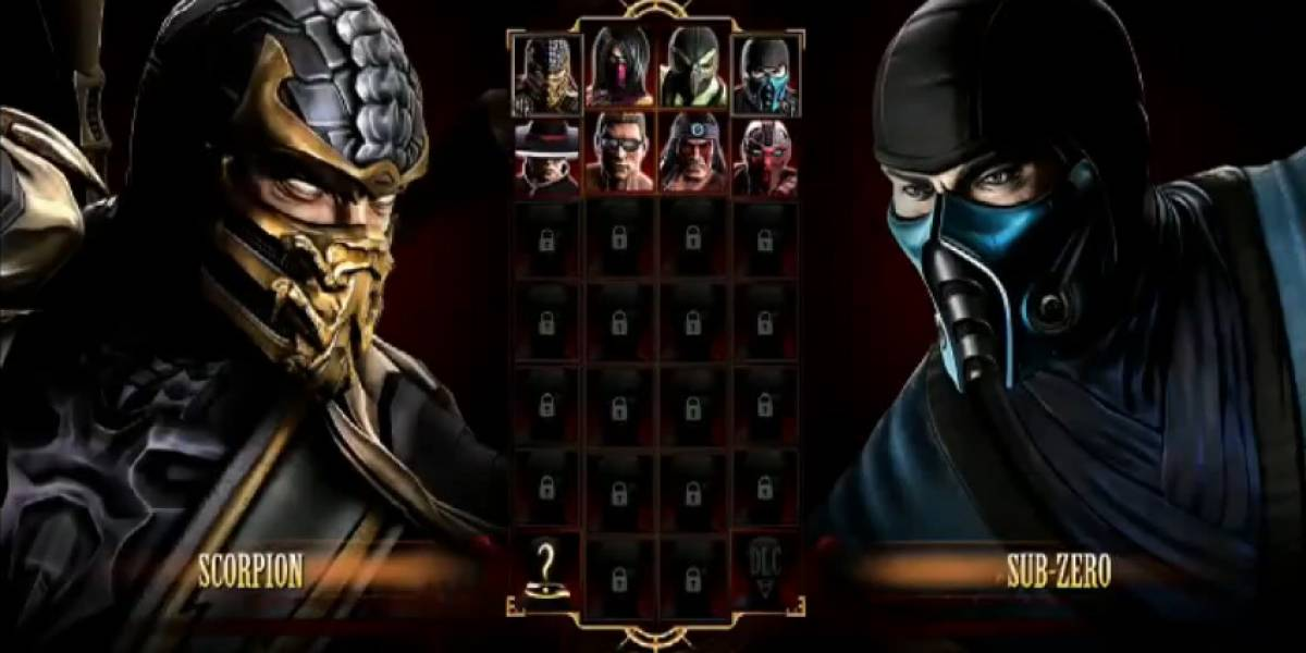 Futurología: 26 personajes para Mortal Kombat